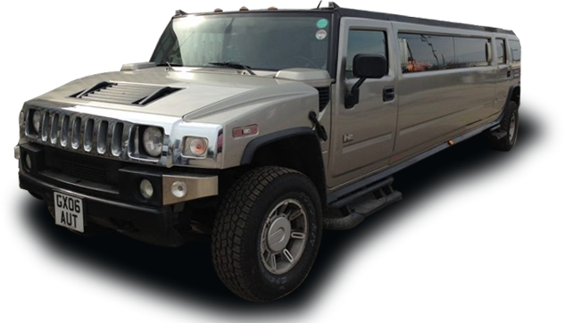 Gold Hummer Hire